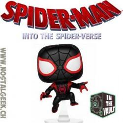Funko Pop! Marvel Spider-Man Into the Spiderverse Spider-Man Noir (with Hat)