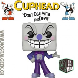 Funko Pop Games Cuphead Legendary Chalice Vinyl Figure