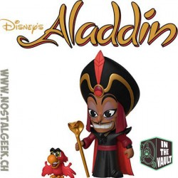 Funko 5 Star Aladdin Jafar et Iago