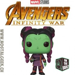 Funko Pop Marvel Avengers Infinity War Young Gamora Vinyl Figure