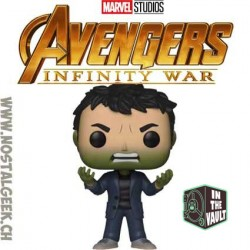 Funko Pop Marvel Avengers Infinity War Bruce Banner