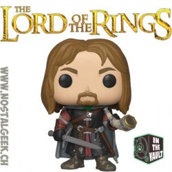Funko Pop Movies Lord of the Rings Boromir Vinyl Figure