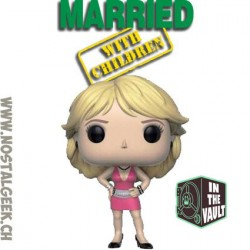 Funko Pop Television Married With Children Bud Bundy Vinyl Figure