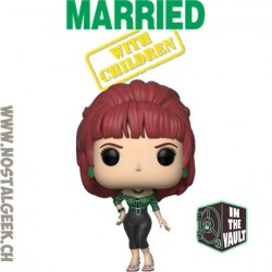 Funko Pop Television Married With Children Peggy Bundy Vinyl Figure