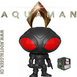 Funko Pop DC Heroes Black Manta (Aquaman Movie) Vinyl Figure