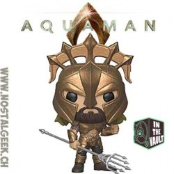 Funko Pop DC Heroes Arthur Curry as Gladiator (Aquaman Movie) Vinyl Figure