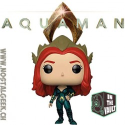 Funko Pop DC Heroes Mera (Aquaman Movie) Vinyl Figure