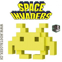 Funko Pop Games Space Invaders 8 Bit Medium Invader (Orange) Edition Limitée