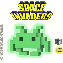 Funko Pop Games Space Invaders 8 Bit Medium Invader (Yellow) Exclusive Vinyl Figure