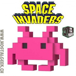 Funko Pop Games Space Invaders 8 Bit Medium Invader (Pink) Edition Limitée