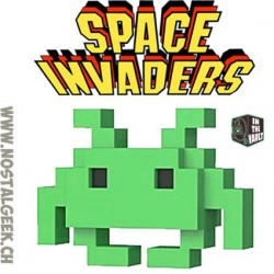 Funko Pop Games Space Invaders 8 Bit Medium Invader (Rare) Vinyl Figure
