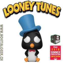 Funko Pop Animation SDCC 2018 Looney Tunes Playboy Penguin Edition Limitée