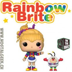 Funko Pop Animation Rainbow Brite And Twinkle Vinyl Figure