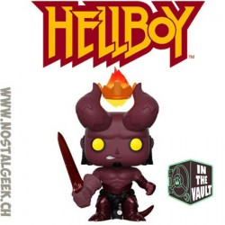 Funko Pop Comics Hellboy Anung Un Rama Edition limitée Exclusive Vinyl Figure