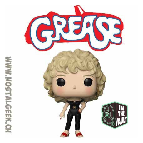 Funko Pop Movies Grease Sandy Olsson (Carnival) Vinyl Figure