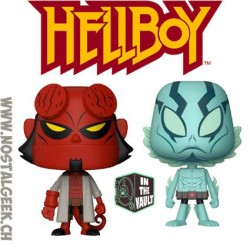 Funko Vynl. Hellboy + Abe Sapiens Vinyl Figures