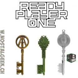 Funko Ready Player One Jade, Crystal & Copper Keys Vinyl Figure 3-Pack