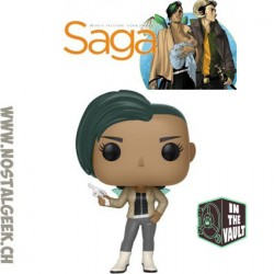 Funko Pop Comics Saga Alana with Gun Vinyl Figure