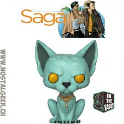 Funko Pop Comics Saga Lying Cat Vinyl Figure