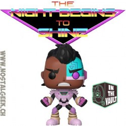 Funko Pop DC Teen Titans Go The Night Begins To Shine Bear Vinyl Figure