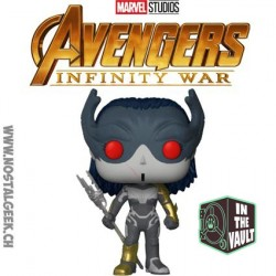 Funko Pop Marvel Avengers Infinity War Proxima Midnight Vinyl Figure