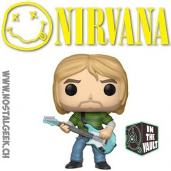 FunkoFunko Pop Rocks Series 3 Teen Spirit Kurt Cobain Vinyl Figure