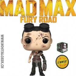 Funko Pop Movies Mad Max Fury Road Imperator Furiosa Chase Vinyl Figure