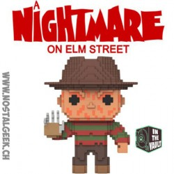 Funko Pop Horror Nightmare on Elm Street 8-bit Frederdy Krueger