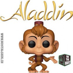 Funko Pop Disney Aladdin Abu