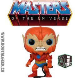 Funko Pop Cartoons Masters of the Universe Beast Man Vinyl Figure