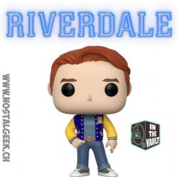 Funko Pop Television Riverdale Archie Andrews Edition Limitée