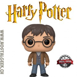 Funko Pop Harry Potter with Two Wands Exclusive Vinyl Figure