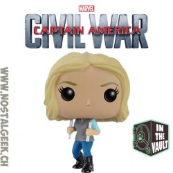 Funko Pop Marvel Captain America: Civil War Agent 13 Vaulted Exclusive Vinyl Figure