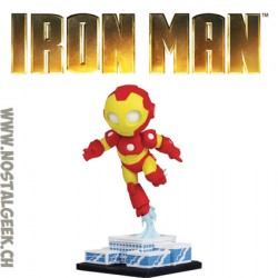 Marvel Mini Heroes Iron Man Animate Style Statue