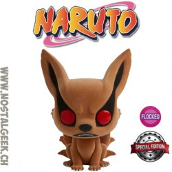Funko Pop! Manga Naruto 15 cm Kurama Flocked Exclusive Vinyl Figure