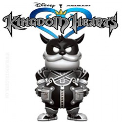 Funko Pop! Disney Kingdom Hearts Pete (Pat Hibulaire) Black & White Eiditon Limitée