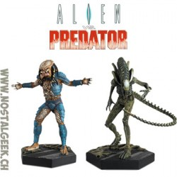 The Alien et Predator Collection - Falconer Predator Resin Figure