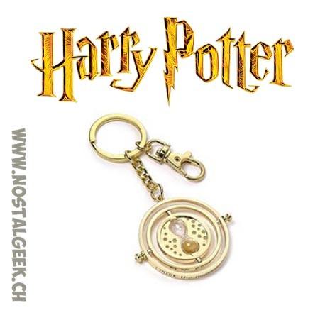Time Turner 3D Keyring Harry Potter