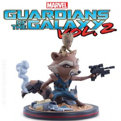 QFig Marvel Guardians of the Galaxy Vol.2 Rocket & Groot Exclusive