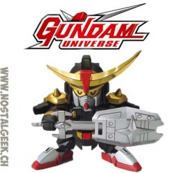 Gundam Legend BB 404 SD Musha Gundam Mk-III Model Kit