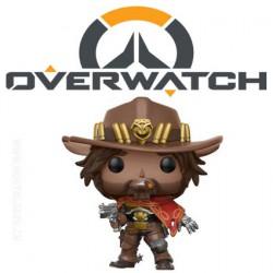Funko Pop Jeux Vidéos Games Overwatch McCree