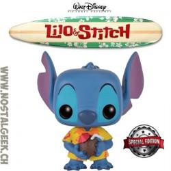 Funko Pop Disney Lilo & Stitch - Aloha Stitch Exclusive Vinyl Figure
