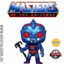 Funko Pop Masters of The Universe Webstor (Metallic) Edition Limitée