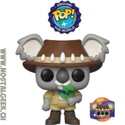 Funko Pop Around the World Ozzy (Australia) Edition Limitée
