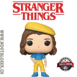 Funko Pop TV Stranger Things Eleven (Yellow) Exclusive Vinyl Figure