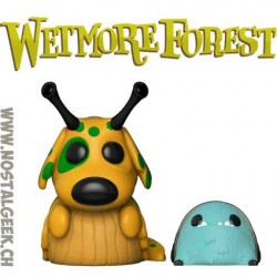 Funko Pop Monsters Wetmore Forest Slog with Grub Exclusive Vinyl Figure