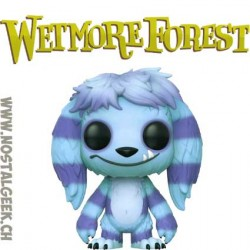 Funko Pop Monsters Wetmore Forest Snuggle-Tooth Edition Limitée