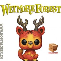 Funko Pop Monsters Wetmore Forest Chester McFreckle Exclusive Vinyl Figure Damaged Box