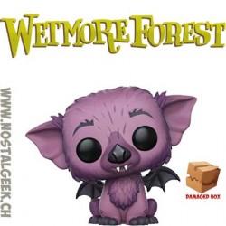 Funko Pop Monsters Wetmore Forest Bugsy Wingnut Edition Limitée Boîte Abîmée