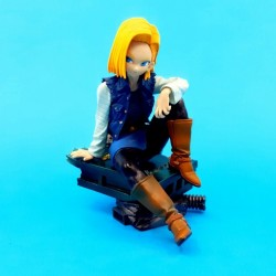 Dragon ball Z Android 18 second hand figure (Loose)